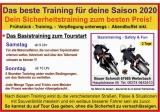 Sicherheitstraining  Safety-Sorglos-Paket Samstag 24. und Sonntag 25. März 2018