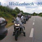 st-wendel - urexweiler - Sonntags Motorradtour